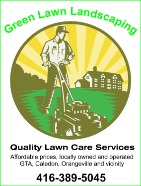 Toronto Landscaping Services